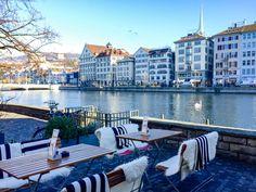 Zurigo, un equilibrio di bellezze!
