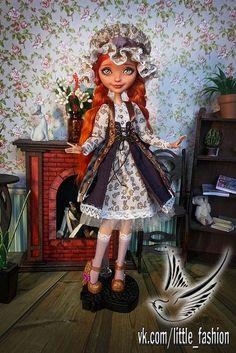 Одежда для кукол МХ, ЕАХ, Blythe. Ателье Синички's products – 84 products | VK