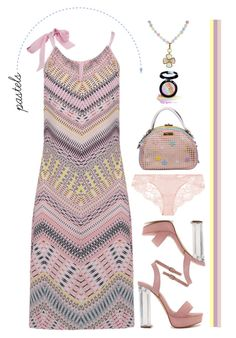 """""""a little Spring Summer inspiration'"""" by dianefantasy ❤ liked on Polyvore featuring Charlotte Sparre, Chanel, La Perla, Nicole Lee, polyvorecommunity and polyvoreeditorial"""