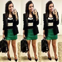 Adorei esse look da Camila. Apresentando Camila Coutinho, pra quem não conhece a blogueira pernambucana arretada!!! Chegou no mundo dos blogs e hoje é uma das blogueiras mais conhecida no...