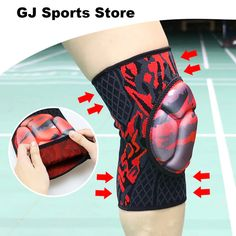 Security & Protection Anti-lost Alarm Hearty Wosawe Two Pieces Ski Knee Pad Goalkeeper Soccer Football Volleyball Extreme Sports Kneepad Protect Cycling Climbing Knee Prot To Adopt Advanced Technology