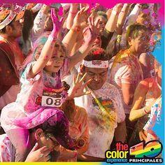 The color experience: ven y diviértete como niñ@. Experience color!