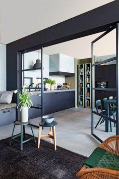 Inspiratieboost: 9x de mooiste industriële room dividers - Roomed