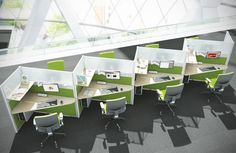 NDC WORKshop Feedback: NO too close innovative office design - Google Search