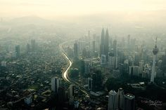 Kuala Lumpur by Kelvin Chan on 500px