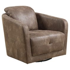 Blakely Tufted Arm Chair in Silt