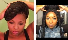 Protective Styling: How To Style Box Braids
