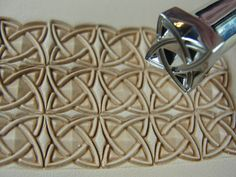 Stainless Steel Barry King 3 Celtic Box Geometric Stamp Leather Tool | eBay
