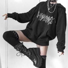 Adrette Outfits, Swaggy Outfits, Gothic Outfits, Retro Outfits, Cute Casual Outfits, Fashion Outfits, Grunge Outfits, 90s Grunge, Cute Goth Outfits
