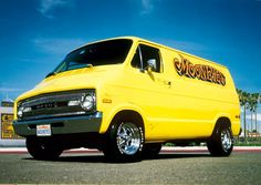 Dodge Good Times Van | DON'T FORGET TO CALL MOON OR VISIT THEM TO PRE REGISTER. IF NOT YOU ...