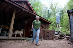 Green living: This solar home is completely off the grid - CSMonitor.com