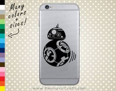 Hey, I found this really awesome Etsy listing at https://www.etsy.com/listing/251412851/small-bb8-droid-decal-star-wars-good-for