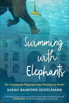 Sarah Seidelmann ~ Swimming with Elephants: My Unexpected Pilgrimage from Physician to Healer