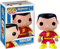 Funko POP Shazam 14 DC Universe Funko POP! Heroes Vinyl Figure on ...