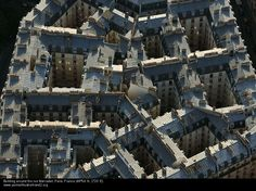You may recall we once discovered Kowloon City, the Hong Kong 'historical… Paris Rooftops, Space Photography, Architecture Old, Architecture Details, Birds Eye View, Most Beautiful Cities, View Photos, Paris France, Paris Travel