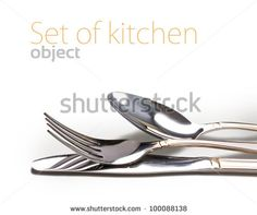 Forks And Spoons Stock fotografie Forks And Spoons, Royalty Free Stock Photos, Image