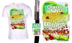 Camiseta M5