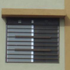 imagen de diseo horizontal de de ventana para casa residencial