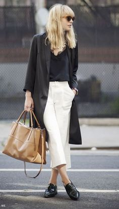 street style culotes culottes outfit look