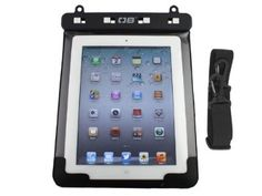 OverBoard Waterproof iPad Case, Black:Amazon:Electronics