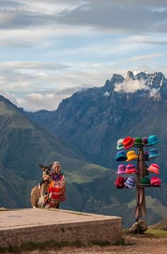 Souvenirs In Peru Photo by H. Valey — National Geographic Your Shot