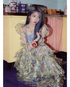 Photo album containing 89 pictures of Red Velvet Iu Fashion, Fashion Outfits, Iu Twitter, Apink Naeun, Mode Kpop, Korean Actresses, Korean Beauty, Kpop Girls, Korean Girl