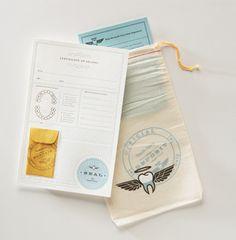 tooth fairy kit!