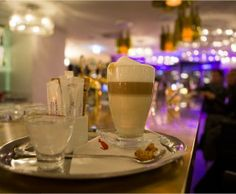 Evening look - Falkensteiner Hotel Wien – Margareten - #bar #hotel #vienna #wien