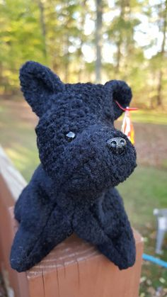 982de37e472 Ty Beanie Baby - Scottie the Terrier dog