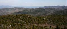 Vue du Mont Hurricane, Adirondacks, New-York, avril Avril 2017, New York, Mountains, Nature, New York City, Naturaleza, Nyc, Nature Illustration, Off Grid