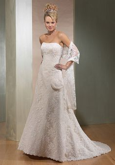 Maggie Sottero - Grace.... Still love it after all these years