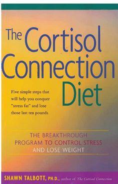 The Cortisol Connection Diet by Shawn Talbott