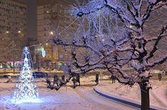 Szczecin pięknie się świeci Poland, Outdoor, Outdoors, Outdoor Games, The Great Outdoors