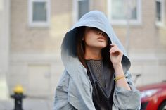 Windy Weather Fashion Inspiration