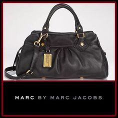 Marc by Marc Jacobs classic Q baby groovee satchel New with tags. Leather. Authentic. Marc by Marc Jacobs Bags Satchels
