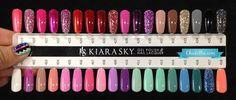 Kiara Sky Color Swatches