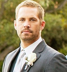 Paul Walker, October 19th, 2013...Caleb's wedding