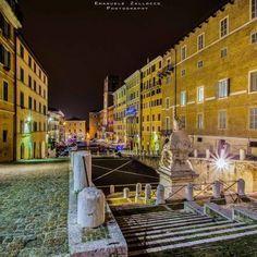 #piazza del #plebiscito #papà #ancona #marche #dicoverymarche #igmarche #instagram #ig_italy #ig_marche #photo #photography #foto #night #light #Italia #italy #instagram #instaphoto #ilikemarche #ilikeitaly #region #city by zalloccoemanuele