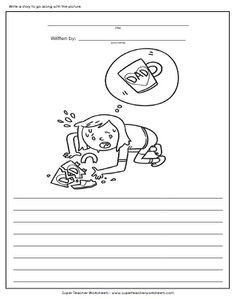 A Father S Day Writing Prompt Super Teacher Worksheets Teacher Worksheets Super Teacher