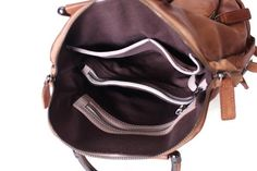 Genuine Leather Hand Bag Backpack for Women Casual Leather Backpack WF57