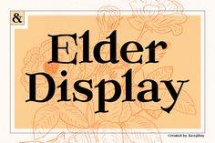 Elder by kenjiboy on @creativemarket