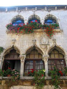 Porec, Croatia (by theredquest.com)