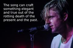 Jon Foreman on the process of songwriting