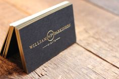 Business Cards / Navy and Gold / Event planning business / classic business card / custom design / www.socialalchemydesign.com
