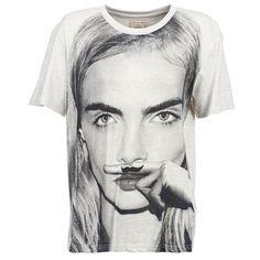Eleven Paris MODEL Gris #Spartoo #studs #rock #underground #Tshirt