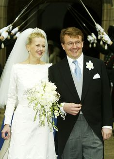 Prince Johan Friso and Mabel Wisse Smit The Bride: Mabel Wisse Smit, who has worked on international humanitarian efforts before and after her marriage. The Groom: Prince Johan Friso, second son of Queen Beatrix of the Neatherlands. When: April 24, 2004. Prior to the wedding, the prince did not ask for permission from the Dutch Parliament after revelations that his bride was connected to a known drug lord, so he was officially kicked out of the Dutch royal family, although he and Mabel still…