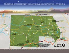 Museums in Northwest Colorado #the100yearjourney
