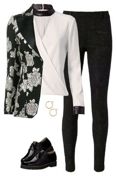 """BTS Blood Sweat & Tears Female"" by sunkissogaccount ❤ liked on Polyvore featuring Faith Connexion, Exclusive for Intermix, Paul Green and Nordstrom"