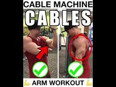 Technique and types of Triceps push cable – reveal all the secrets of the exercise Triceps push cable– forming an isolated exercise for triceps, which will help make the hands more prominent and strong. Let's analyze the technique of performing, their variations and typical mistakes that should be avoided. Technique and types of unbend When …