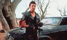 Mel Gibson in Mad Max 2